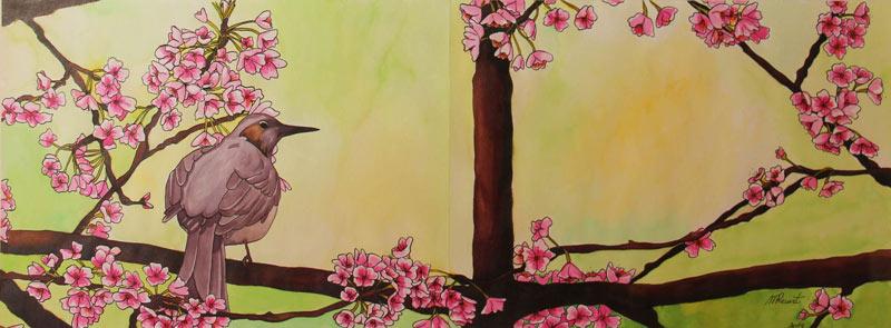Contact de l 39 artiste marie recurt site de marie recurt for Artiste peintre narbonne