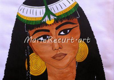 La danseuse d'Egypte