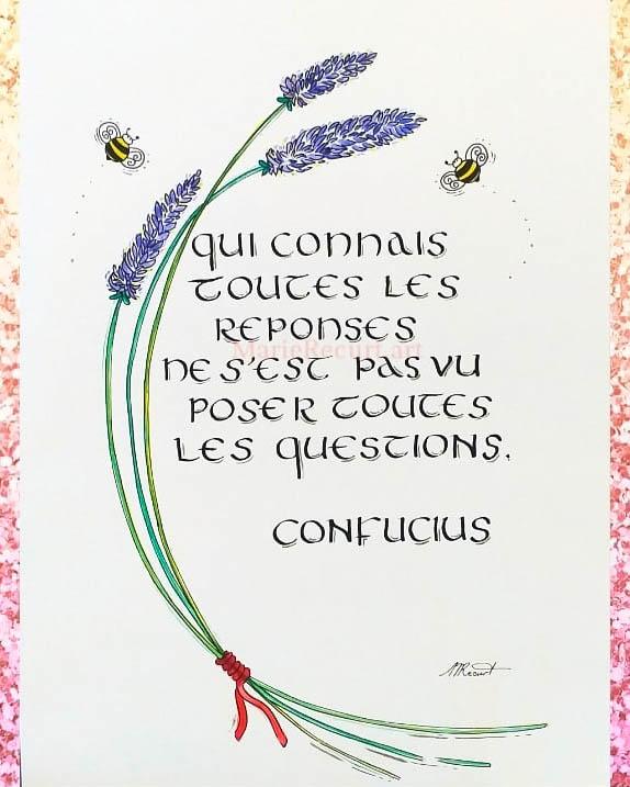 Proverbe Confucius